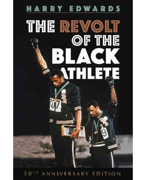 Revolt of the Black Athlete -  (Sport and Society) by Harry Edwards (Hardcover) - image 1 of 1