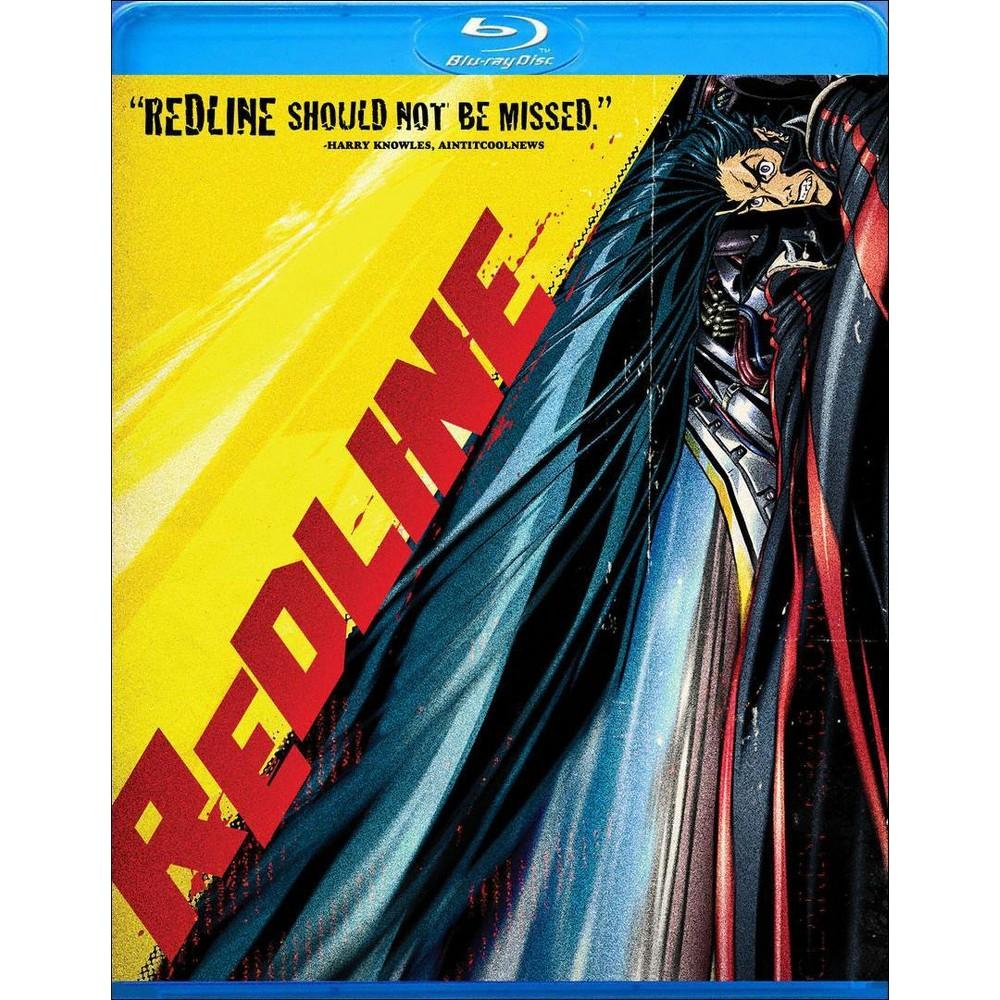 Redline (Blu-ray), Movies