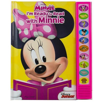 Disney Minnie Mouse - (Play-A-Sound) by  Renee Tawa (Hardcover)