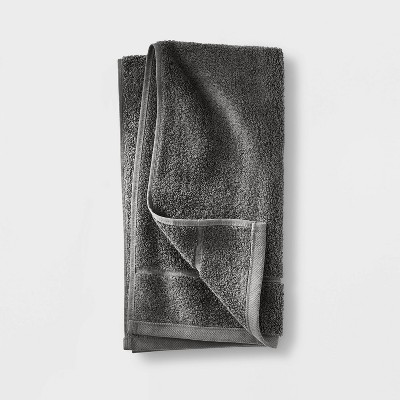 Modal Hand Towel Dark Gray - Casaluna™