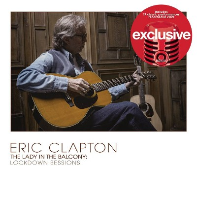 Eric Clapton - The Lady In The Balcony: Lockdown Sessions (Target Exclusive, CD)