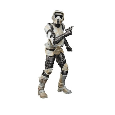 Star Wars The Black Series Carbonized Collection Scout Trooper