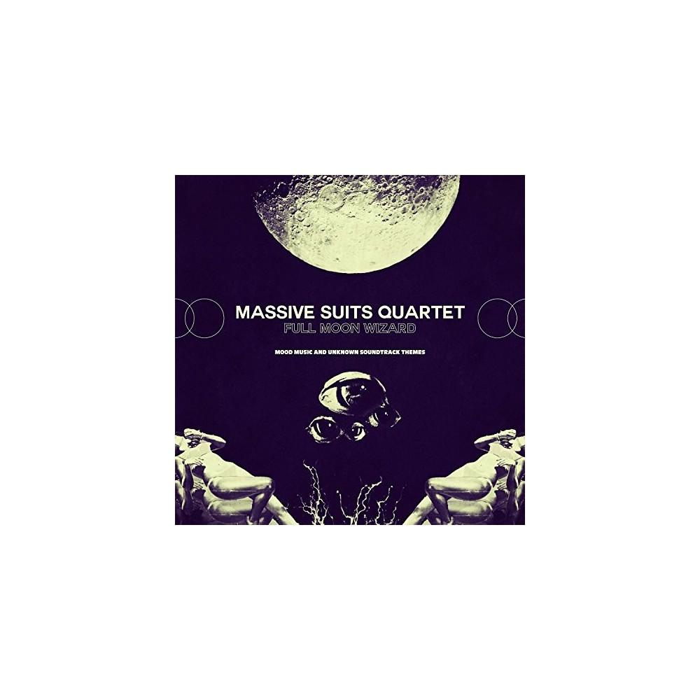 Massive Suits Quarte - Full Moon Wizard (Ost) (Vinyl)