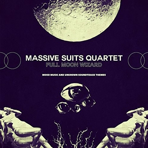 Massive suits quarte - Full moon wizard (Ost) (Vinyl) - image 1 of 1