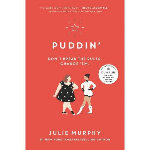 Puddin' -  (Dumplin') by Julie Murphy (Hardcover) - image 1 of 1
