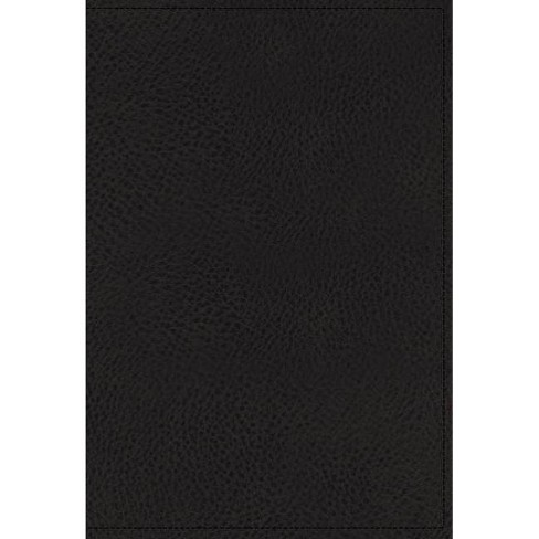 NKJV, Spirit-Filled Life Bible, Third Edition, Genuine Leather, Black  Indexed, Red Letter Edition,