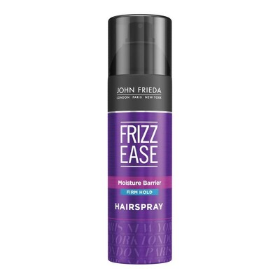 Frizz Ease John Frieda Moisture Barrier Firm Hold Hair Spray - 12oz