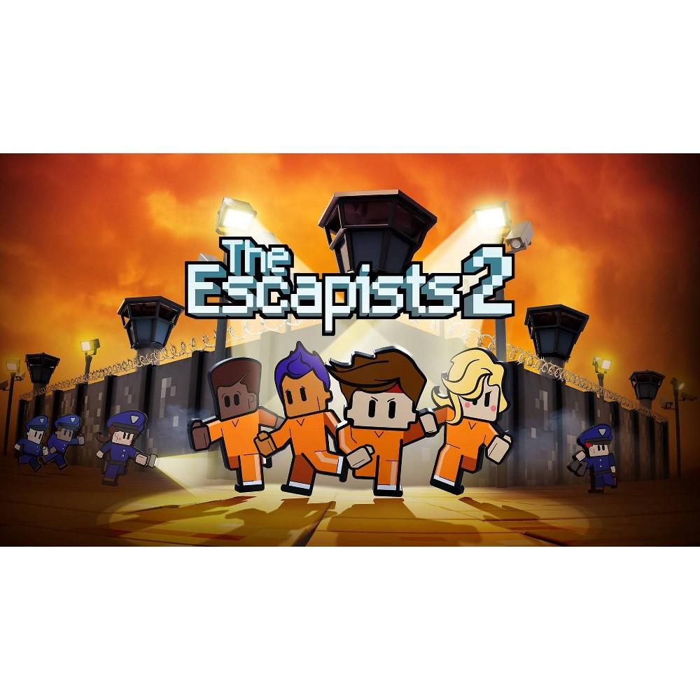 The Escapists 2 - Nintendo Switch (Digital)