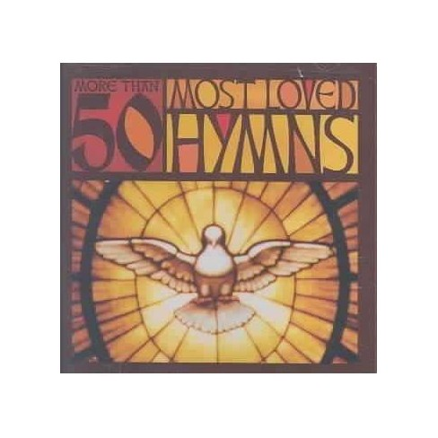 Various Artists; Various Artists - More Than 50 Most Loved Hymns (CD) - image 1 of 1