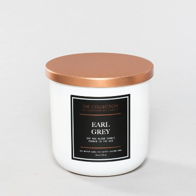 12oz Core Jar 2-Wick Candle Earl Gray - Chesapeake Bay Candle
