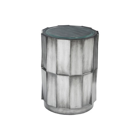 Hondo Accent Table Gray - image 1 of 5