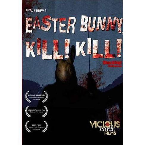 Easter Bunny Kill! Kill! (DVD) - image 1 of 1