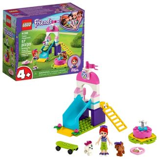 LEGO Friends Puppy Playground Starter Building Kit 41396