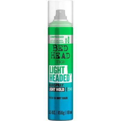 TIGI Bed Head Lightheaded Light Hold Hairspray Aerosol - 5.5oz