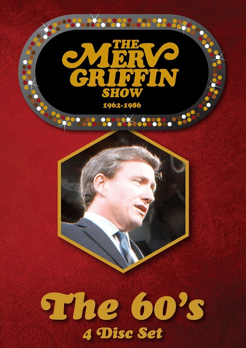 Merv griffin show:Best of the 60s (DVD) - image 1 of 1