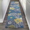 Nourison Passion PSN17 Blue Indoor Area Rug - image 4 of 4
