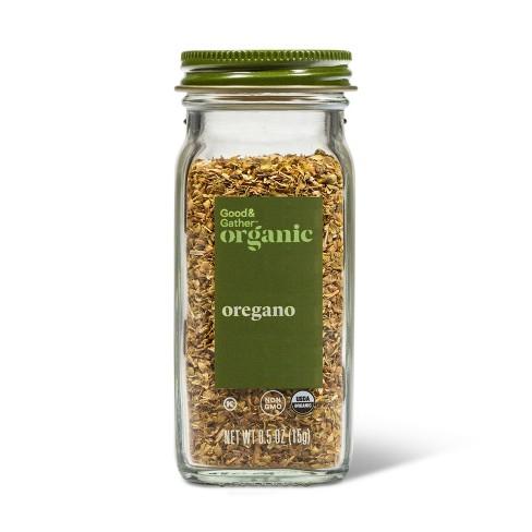 Organic Oregano - 0.8oz - Good & Gather™ - image 1 of 2