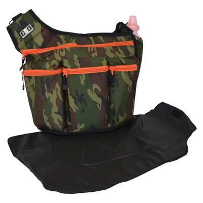 Diaper Dude Diaper Bag - Camouflage