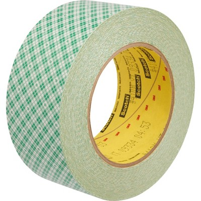 """3M Double-Coated Tape 3"""" Core 2""""x36 Yards Clear 410M2X36"""
