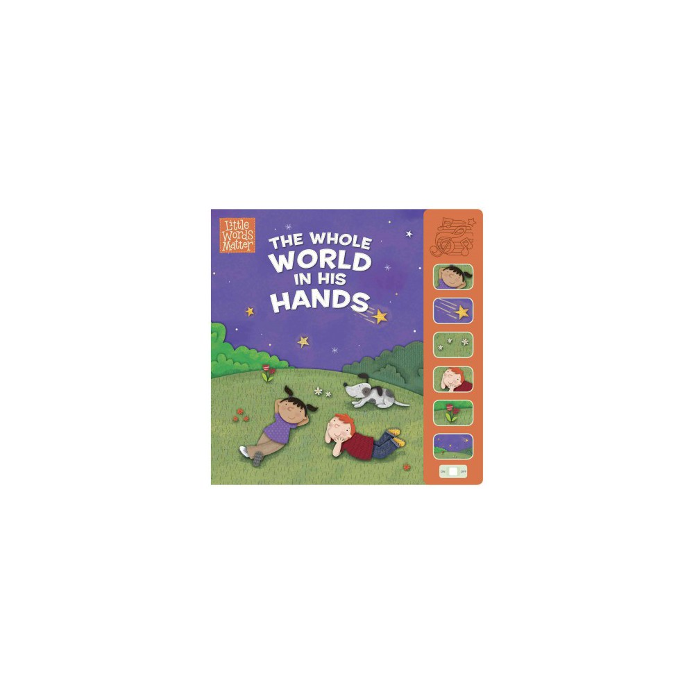 Whole World in His Hands : Sound Book (Hardcover)
