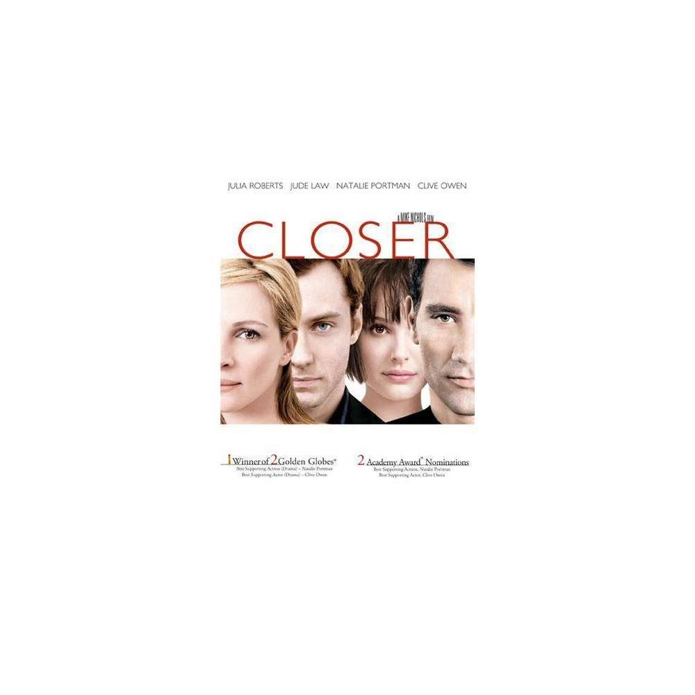 Closer Dvd 2010