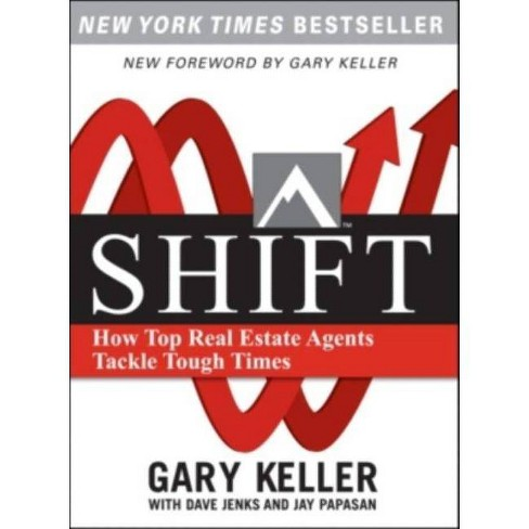 Shift: How Top Real Estate Agents Tackle Tough Times (Paperback) - image 1 of 1