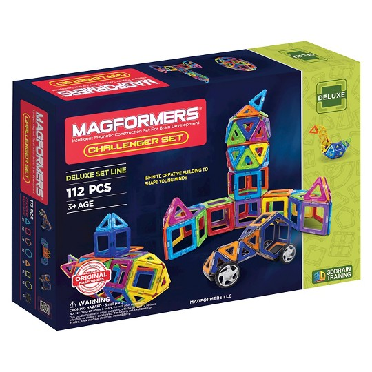Magformers Challenger Set image number null
