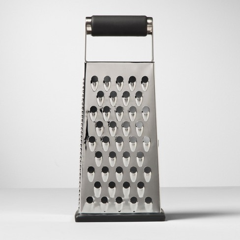 Stainless Steel Box Grater - Made By Design™ - image 1 of 5