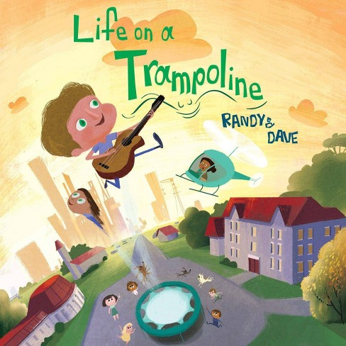 Randy  &  Dave - Life On A Trampoline (CD) - image 1 of 1