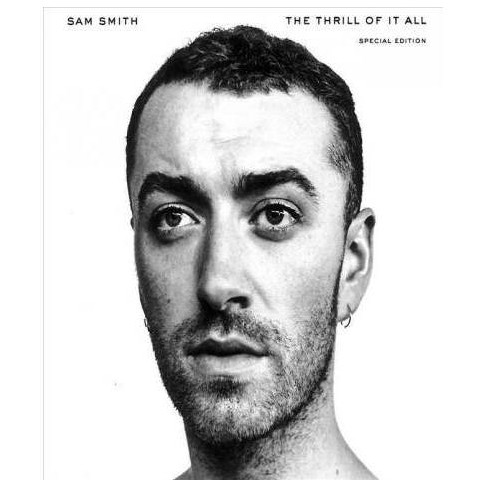 Sam Smith - The Thrill Of It All (CD) - image 1 of 1