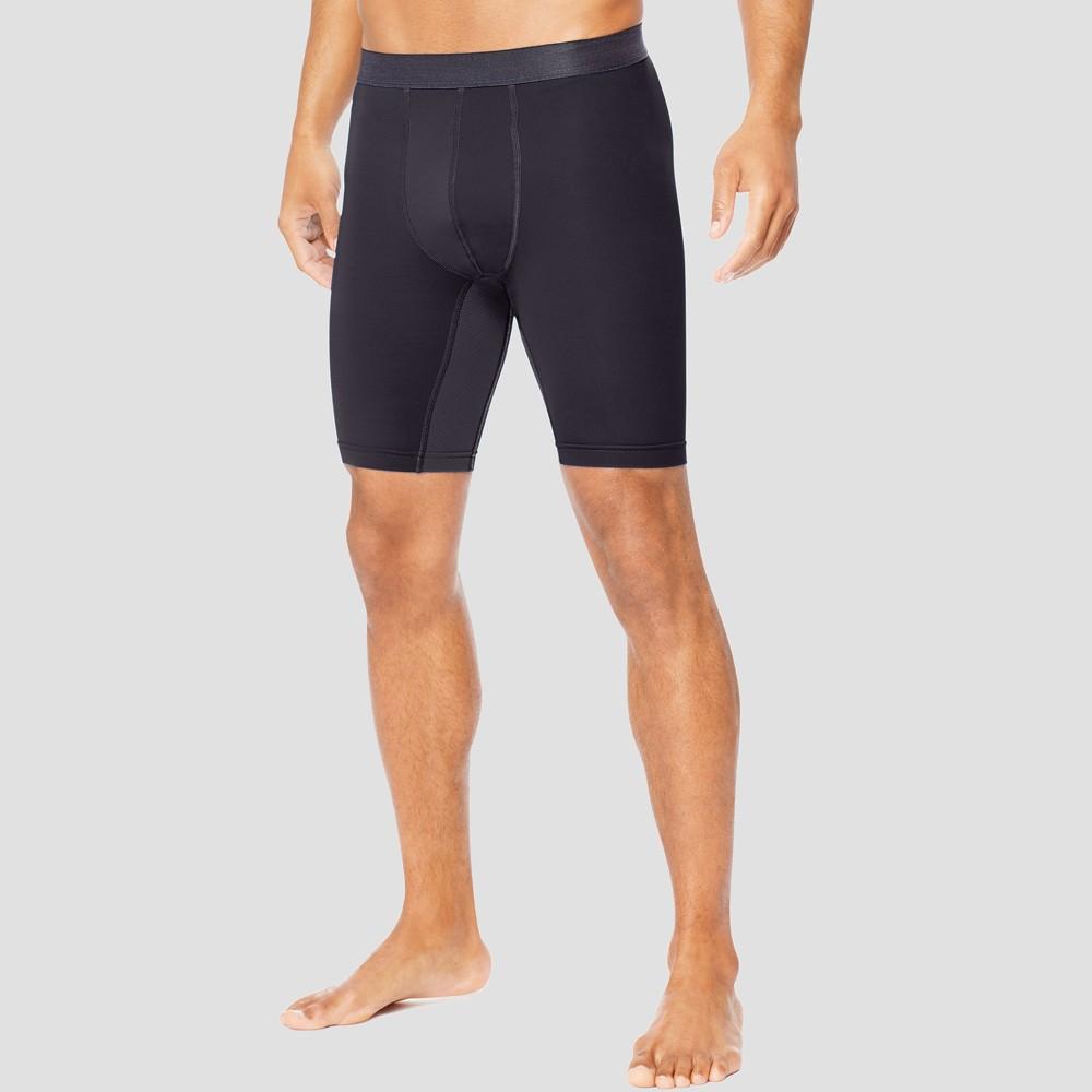 Hanes Sport Mens 9 Performance Compression Shorts - Black 2XL Reviews