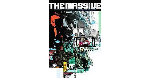 Massive 1 : Library Edition (Hardcover) (Brian Wood) - image 1 of 1