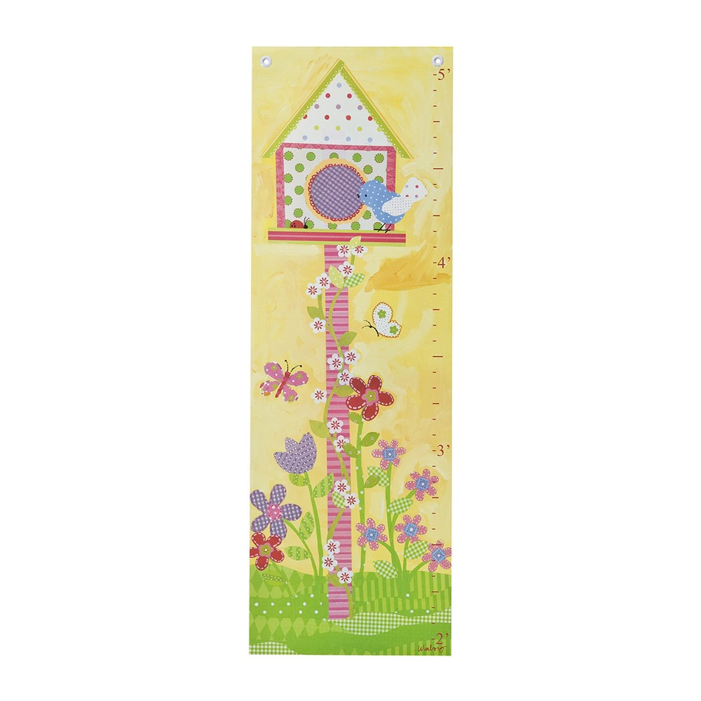 Image of Oopsy Daisy too Flowers Growth Chart - 13x39