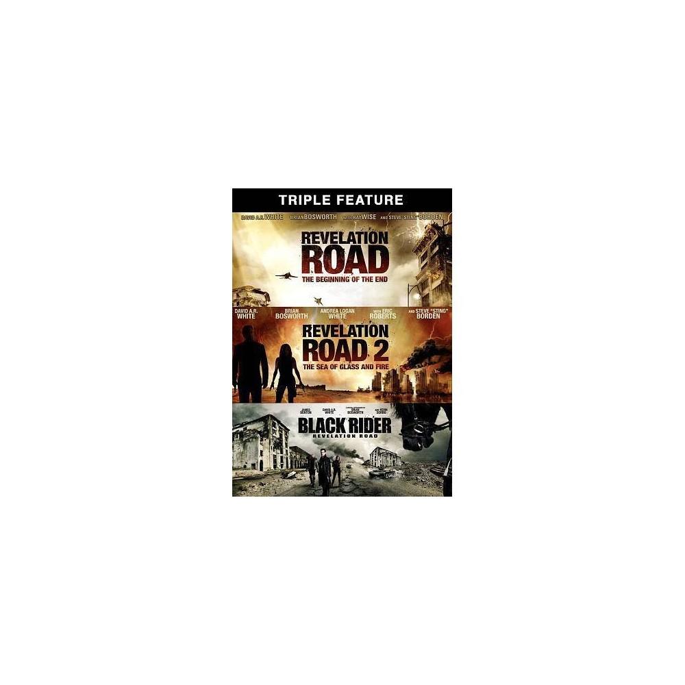 Revelation Road:Beginning Of The End/ (Dvd)