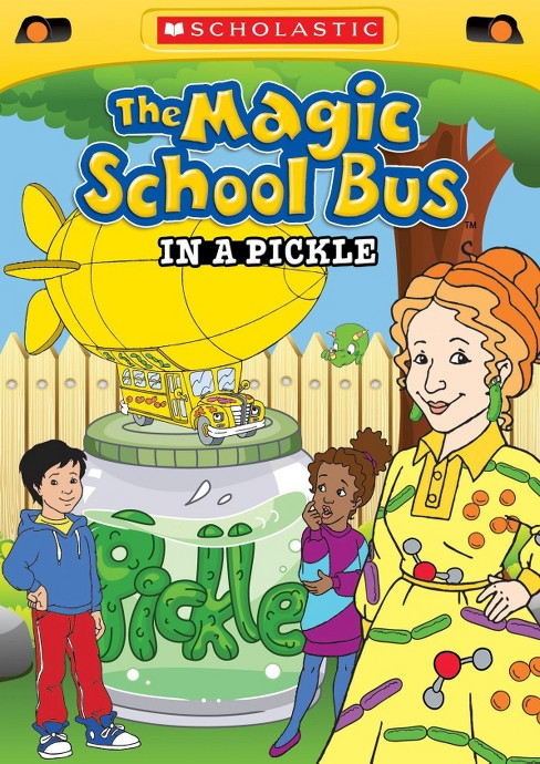 Magic school bus:In a pickle (DVD) - image 1 of 1