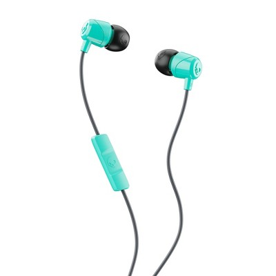 Skullcandy Jib Wired Earbuds - Teal