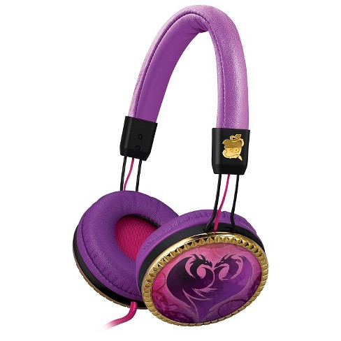 Disney Descendants Fashion On-Ear Wired Headphones - image 1 of 1