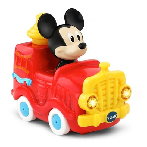 vtech go go smart wheels mickey mouse silly slides fire station