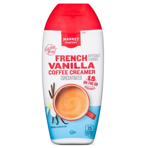 French Vanilla Coffee Creamer - 3oz - Market Pantry™ - image 1 of 1
