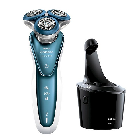 Philips Norelco 7500 for Sensitive Skin Wet & Dry Men's Rechargeable Electric Shaver - S7371/84 - image 1 of 9