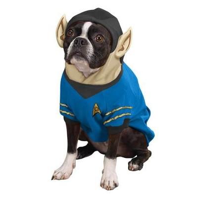 Star Trek Spock Dog Costume Hoodie Pet