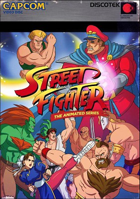 dvd Adult animated
