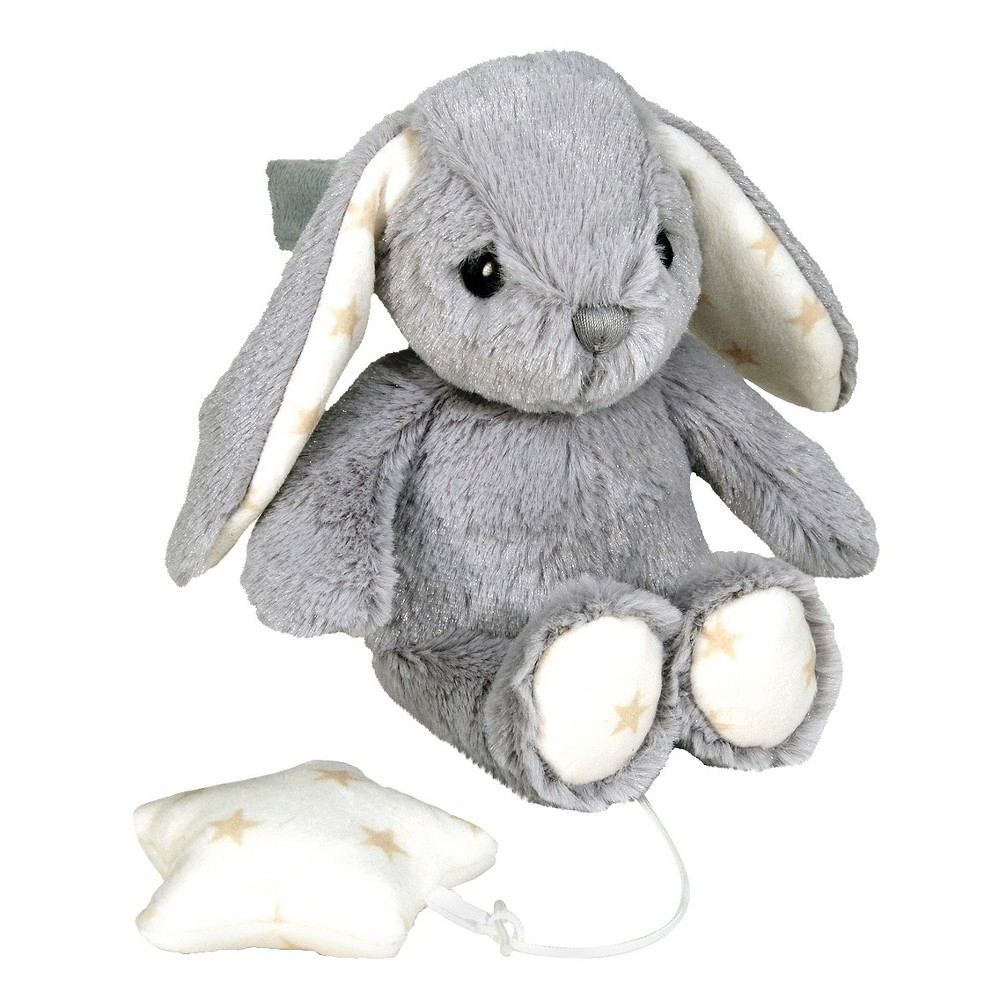 Image of Cloud B Musical Plushie Bunny