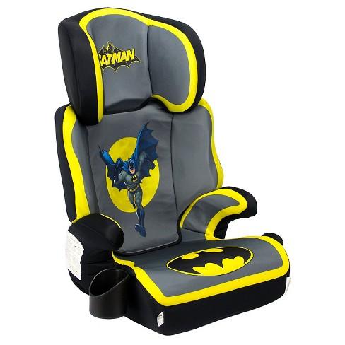 KidsEmbrace DC Comics Batman High Back Booster Car Seat Target