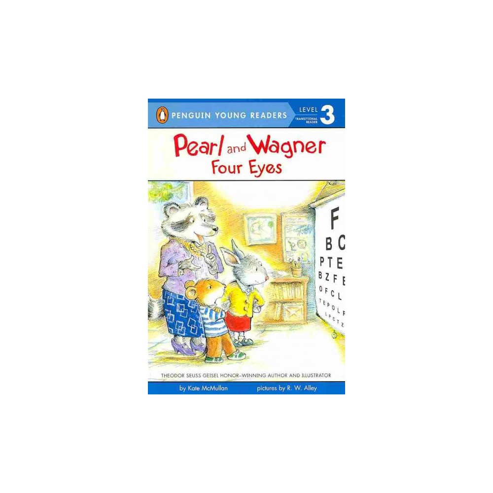 Pearl and Wagner Four Eyes (Reprint) (Paperback)