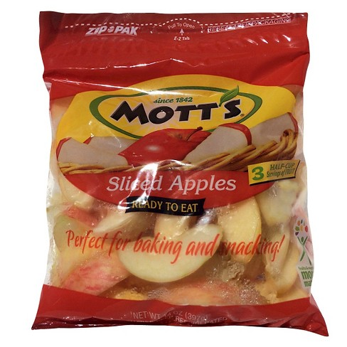Mott's Sliced Apples - 14oz - image 1 of 1