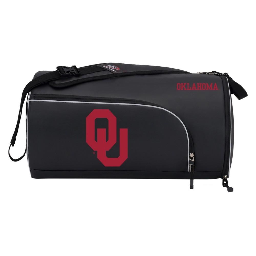 NCAA Oklahoma Sooners Squadron Duffel Bag, Multi-Colored