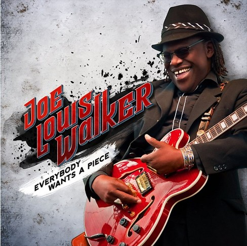 Joe louis walker - Everybody wants a piece (CD) - image 1 of 1