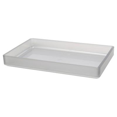 Bathroom Tray Gunmetal Gray - Room Essentials™