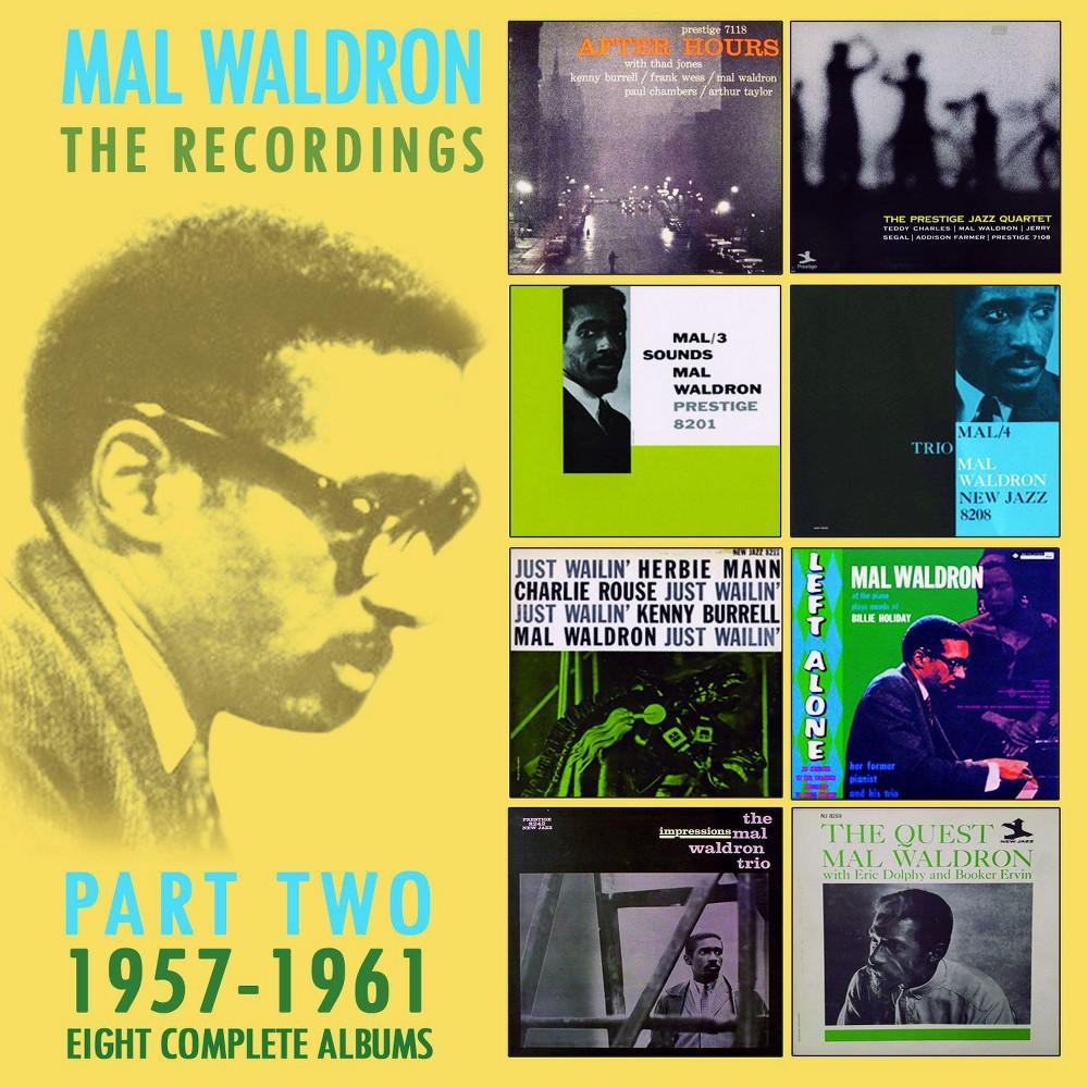 Mal Waldron - Mal Waldron:Recordings 1957-1961 (CD)